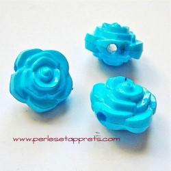 Perle synthétique rose bleu clair 16mm pour bijoux, perles et apprêts